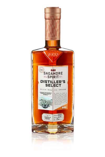 Sagamore Spirit Distiller's Select Tequila Finish Rye Whiskey