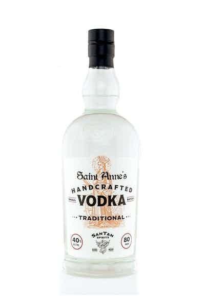 Saint Anne's Traditional Vodka