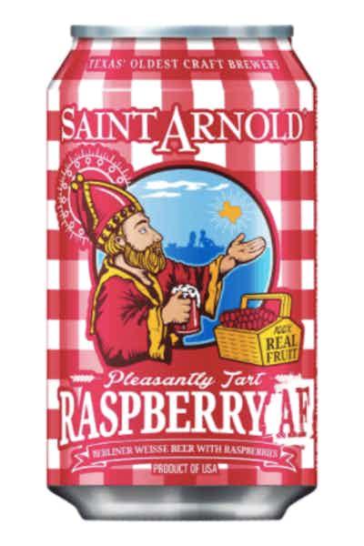 Saint Arnold Raspberry AF