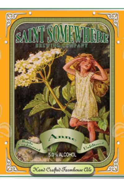 Saint Somewhere Anne