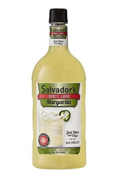 Salvador's Spicy Margarita Mix