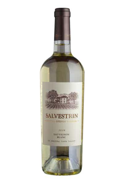 Salvestrin, Crystal Springs Vineyard, Sauvignon Blanc, St. Helena, Napa