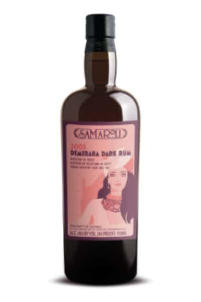 Samaroli Demerara Dark Rum 2003