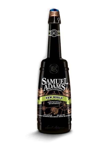 Samuel Adams New World Trippel