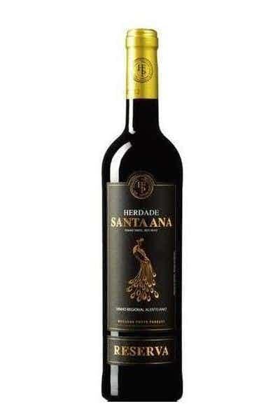 Santa Ana Vinho Regional Alentenjano Reseva