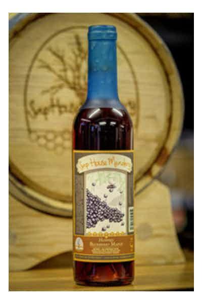 Sap House Hopped Blueberry Maple Mead
