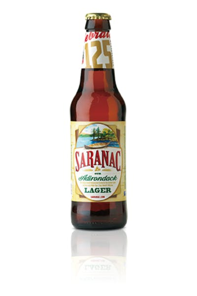 Saranac Adirondack Amber