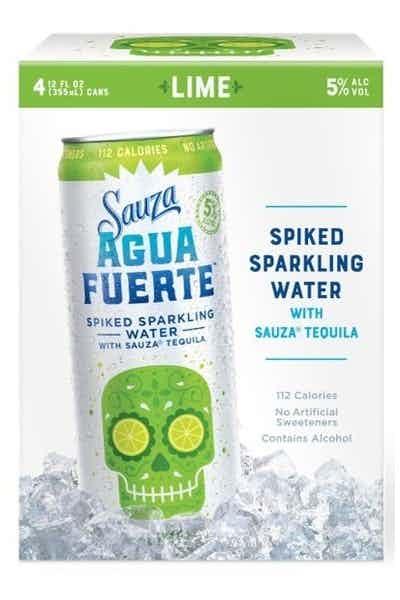 Sauza Agua Fuerte Lime