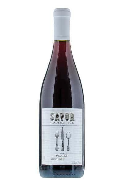 Savor Pinot Noir