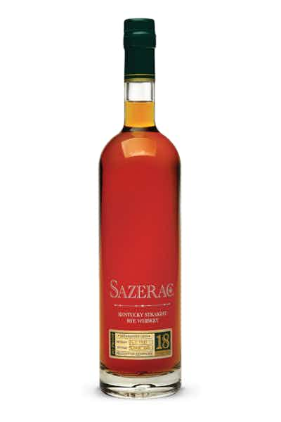 Sazerac Rye Antique 18 Year