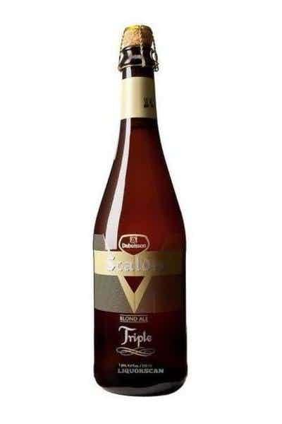 Dubuisson Scaldis Blond Ale Triple