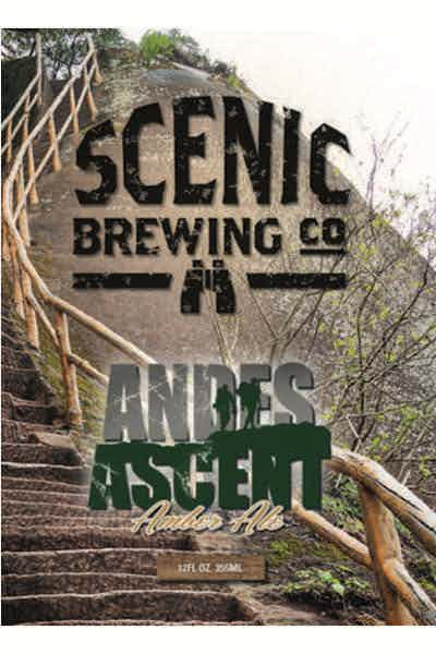 Scenic Brewing Andes Ascent