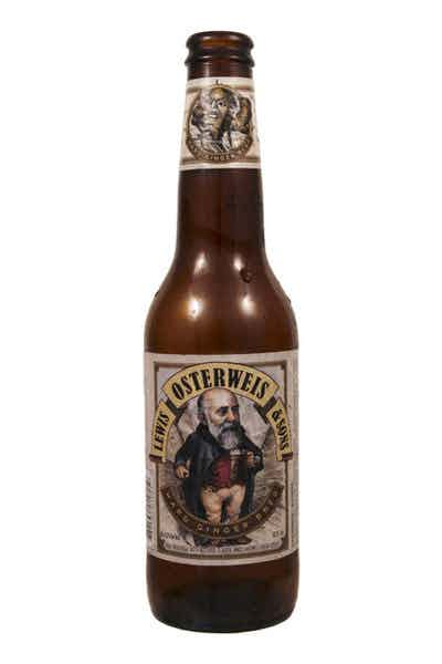 Schlafly Osterweis Hard Ginger Beer