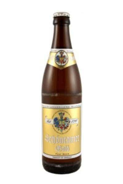 Schonramer Gold Bottle