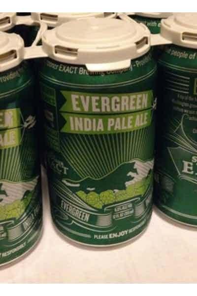 Schooner Exact Evergreen IPA