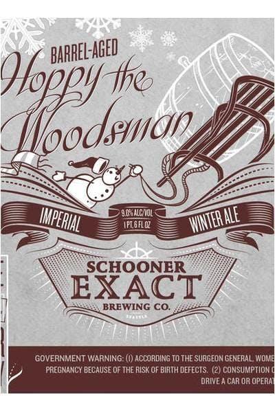 Schooner Exact Hoppy The Woodsman