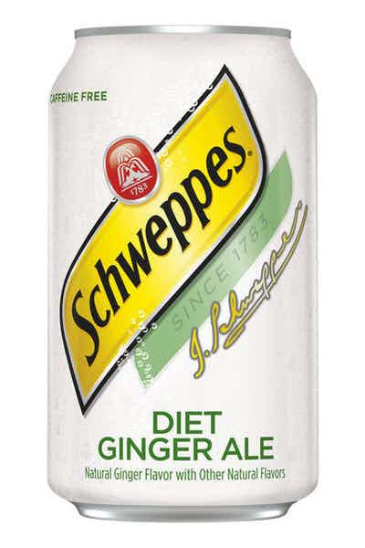 Schweppes Diet Ginger Ale