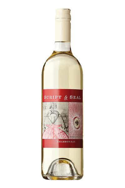 Script & Seal Chardonnay