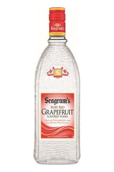 Seagram's Ruby Red Grapefruit Vodka