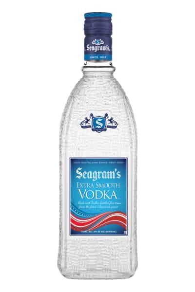 Seagram's Vodka Extra Smooth