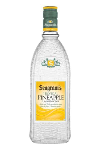 Seagram's Vodka Tropical Pineapple