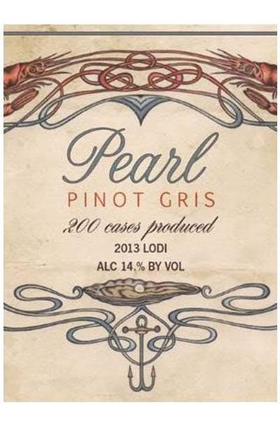 Seamus Wines Pearl Pinot Gris