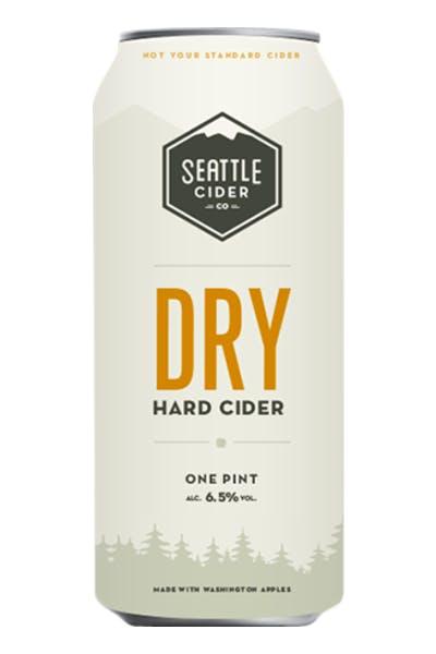 Seattle Cider Dry