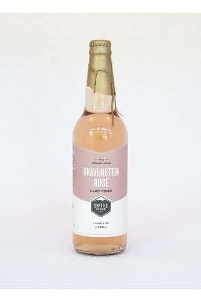 Seattle Cider Graventstein Rose