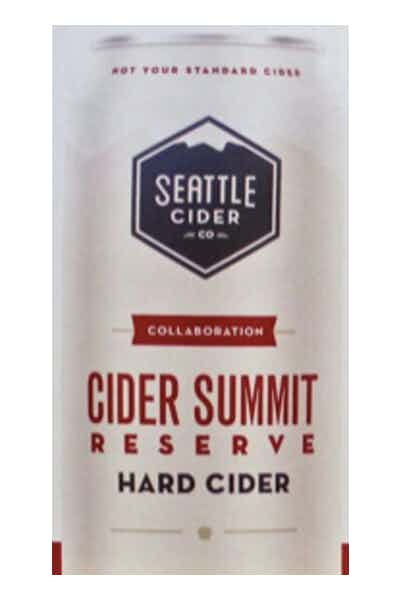 Seattle Cider Summit Reserve