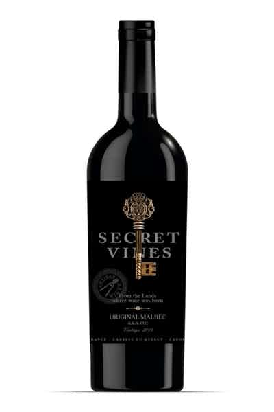 Secret Vines Malbec