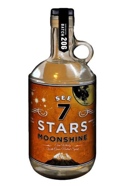 See Seven Stars Moonshine