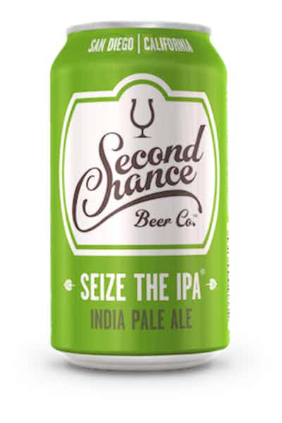 Second Change Seize the Day IPA