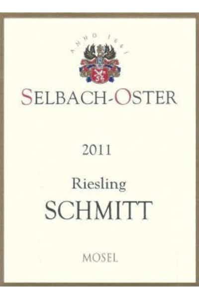 Selbach Oster Riesling 'Schmitt'
