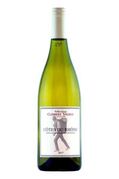 Sélection Clément Vignot Côtes du Rhône Blanc