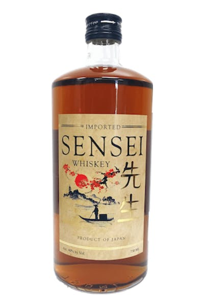 Sensei Japanese Whiskey