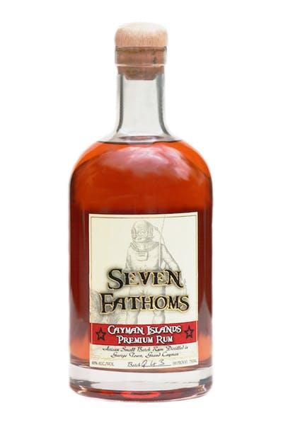 Seven Fathoms Premium Rum