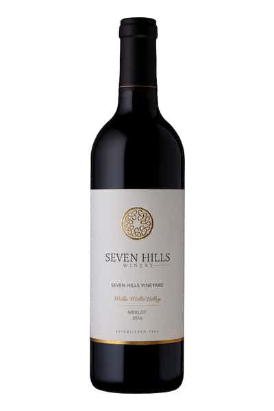 Seven Hills Winery Seven Hills Vineyard Merlot