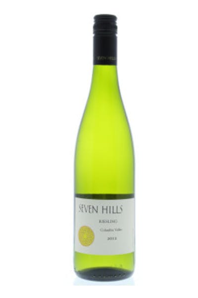 Seven Hills Riesling 2008