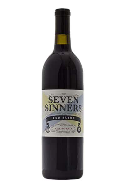 Seven Sinners Red Blend