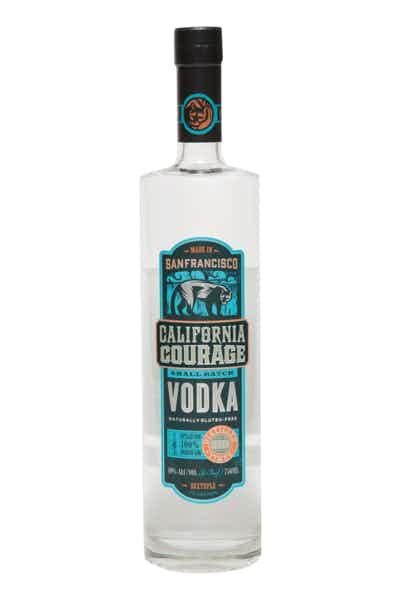 Seven Stills California Courage Vodka