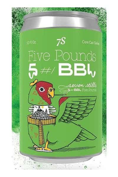 Seven Stills 'Five Pounds' IPA