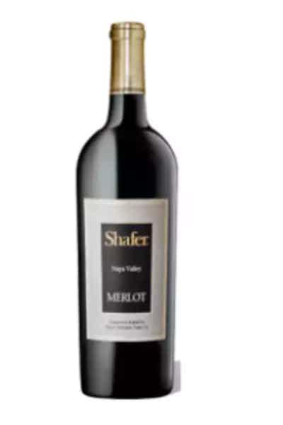 Shafer Merlot