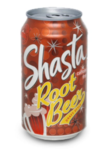 Shasta Root Beer