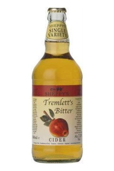 Sheppys Tremletts Bitter Single Varietal Cider