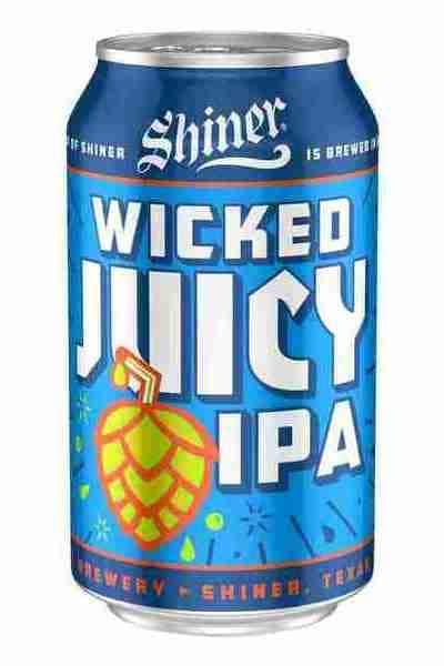 Shiner Wicked Juicy IPA