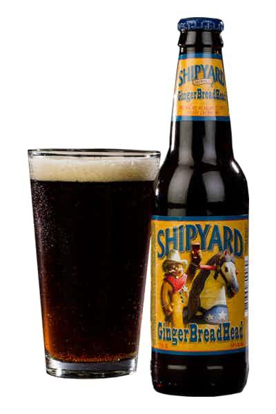 Shipyard GingerBreadHead Ale