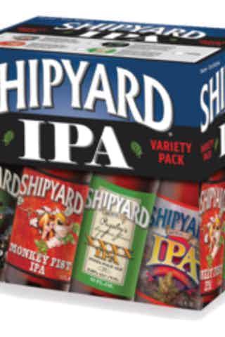 Shipyard Ipa Variety Pack