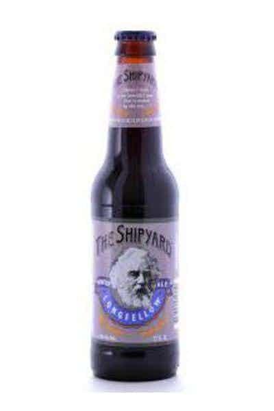Shipyard Longfellow Winter Ale