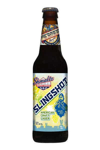 Shmaltz Slingshot American Craft Lager
