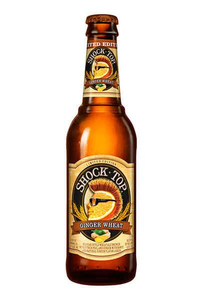 Shock Top Ginger Wheat